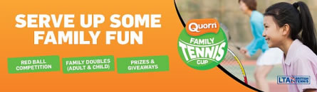 2018 Quorn Family Cup